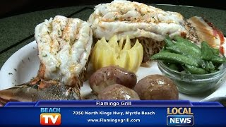 Flamingo Grill - Dining Tip
