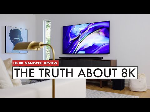 External Review Video uLbE1j-wb5k for LG NanoCell 99 8K TV (Nano99)