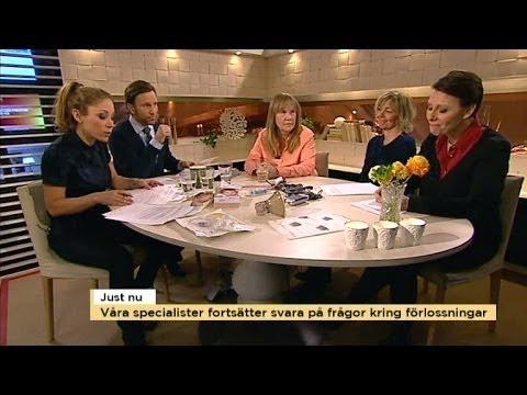Allt du vill veta om förlossningar - Nyhetsmorgon (TV4)