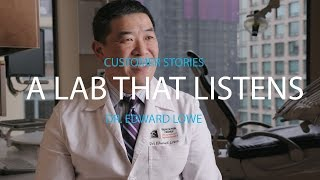 Customer Stories// A lab that listens