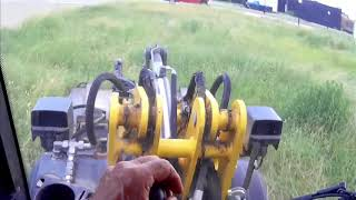 Mowing in Texas City