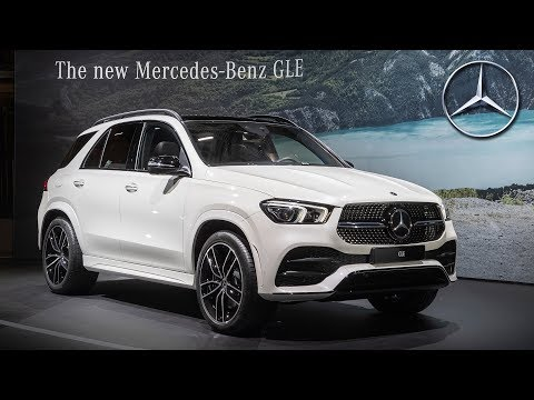 The all new Mercedes-Benz GLE World Premiere | Paris Motor Show Preview & Interviews