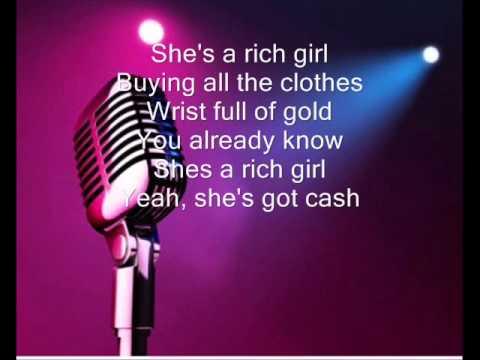 justin bieber rich girl karaoke