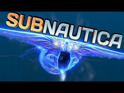 THE GHOST LEVIATHAN | SUBNAUTICA 1 0 - PART 15 - Bricky