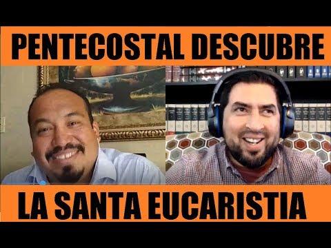 Evangélico Pentecostal Descubre la Eucaristía y se Convierte (Testimonio Católico)