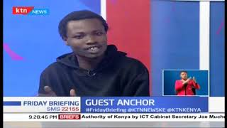 Digital Comedian Desagu and Chebet Ronoh | GUEST ANCHOR