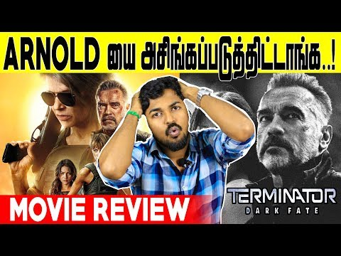 Terminator: Dark Fate Movie Review ..