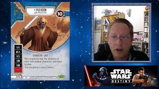 SW Destiny - Way of the Force Spoilers - Plo Koon!