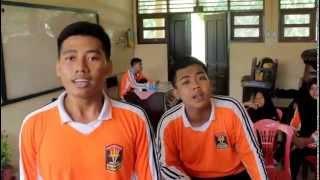 preview picture of video 'Cover The Rain feat Endank Soekamti - Terlatih patah hati'