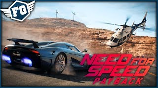 Need for Speed: Payback - Vítejte Ve Fortune Valley