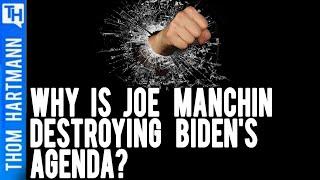Why Is a Failed Democratic Presidency OK with Joe?