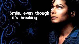 Michael Jackson - Smile Lyrics