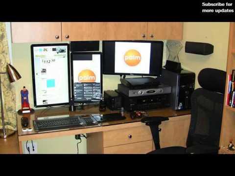 Home Computer Desks | Collection Of Home Office Furniture, Desk Sets