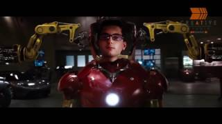Iron Man with a VFX Twist Video