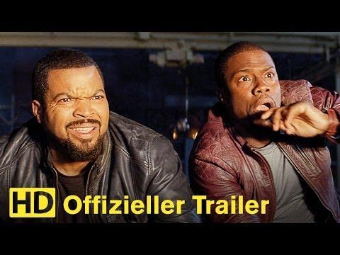Ride Along - Trailer deutsch / german HD