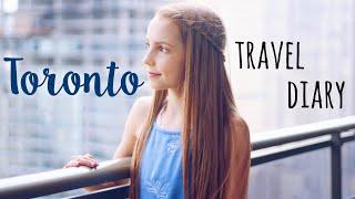 Toronto Travel Diary + Behind The Scenes Photoshoot