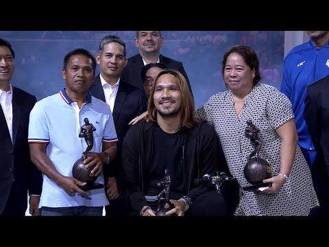 [Sport5]  Most Valuable Player | PBA Season 44 Leo Awards