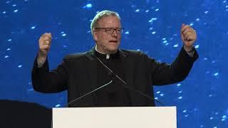 "Bishop Robert Barron: ""Until the Whole World Hears""   SLS18"