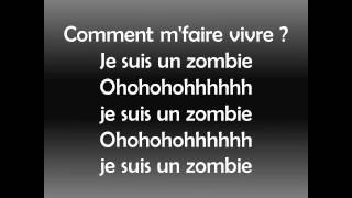 Maitre Gims - Zombie [Official Lyrics Video High Quality Mp3]