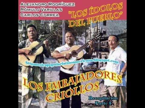 Los Embajadores Criollos - El plebeyo