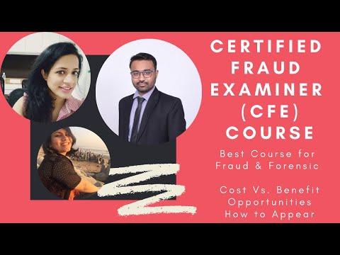 Certified Fraud Examiner | CFE Exam | CFE after CA | Benefits ...