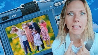 You've NEVER Seen Family Photos Like THIS!! 👫 👫 👫 👫