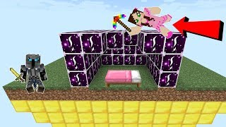 Minecraft: FANTASIA LUCKY BLOCK BEDWARS! - Modded Mini-Game