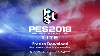 PES 2018 Lite Trailer
