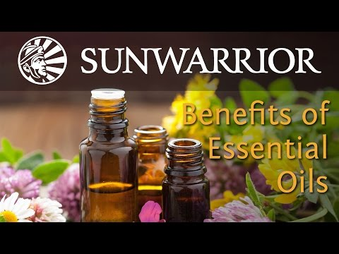 Video Health Benefits of Essential Oils | Dr. Weston | Sunwarrior