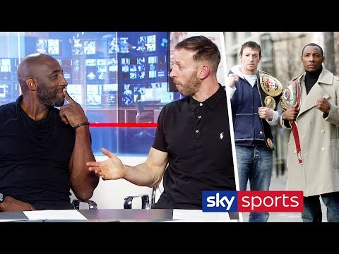 Johnny Nelson & Enzo Maccarinelli debate over who would have won had they fought! | SOTW