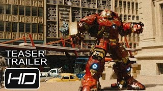 Avengers Age Of Ultron  Teaser Trailer  Español Latino  HD