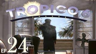 Axis Invasion! - Let's Play Tropico 6 (Beta) Ep. 24