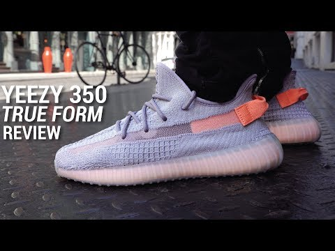 Adidas Yeezy Boost 350 V2 True Form TrFrm Review & On Feet