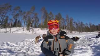 Туры в карелию зимняя рыбалка