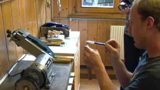 Carving ToolsSharpening Part 1 With Mario Fuchs Presented By Pfeil & Woodcraft