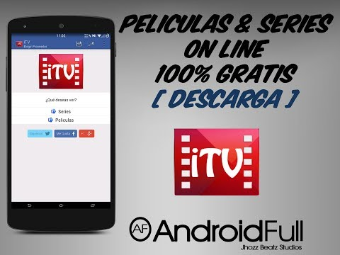 [App] Peliculas & Series On Line || Descarga || *NO ROOT* || Android Full ||
