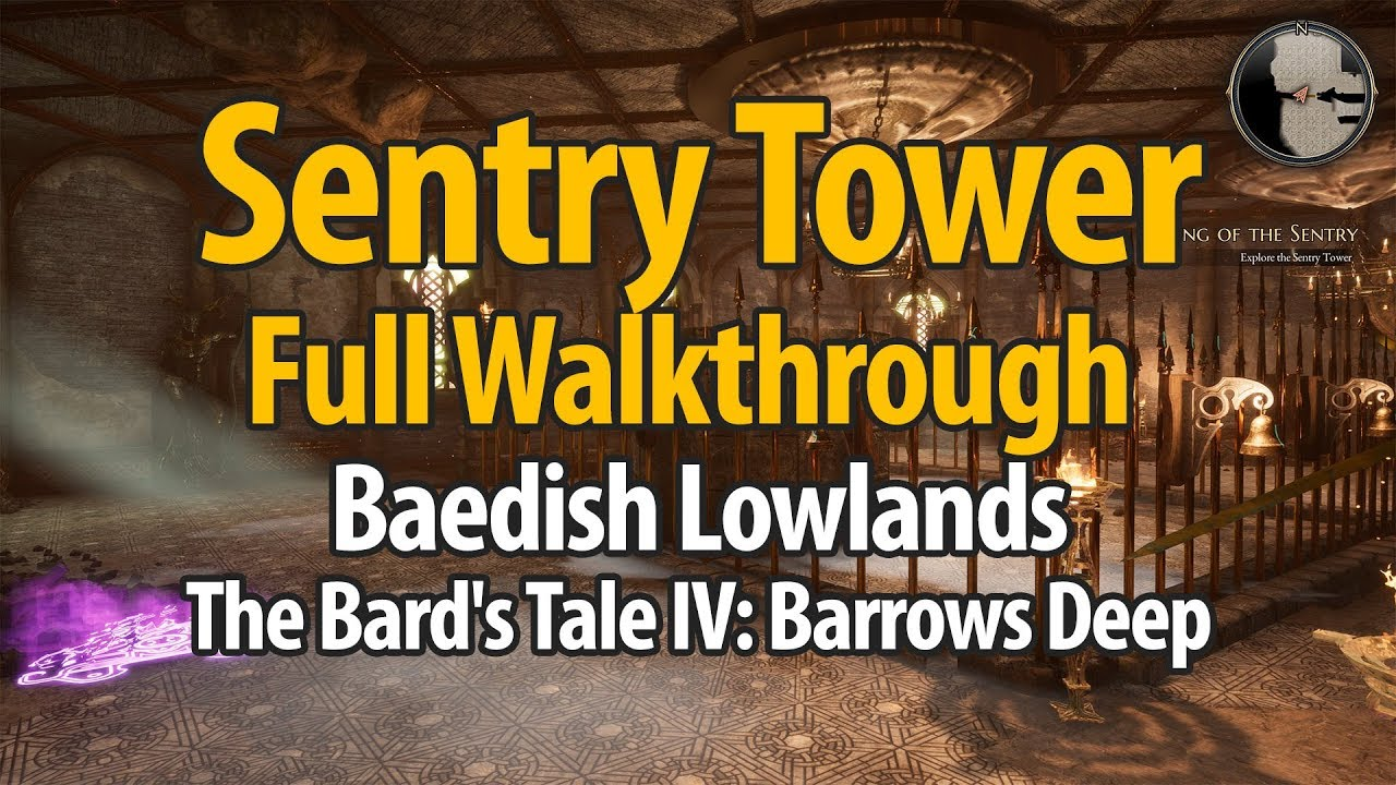 Old Sentry Tower - Baedish Lowlands | game-maps com