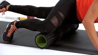 Best Muscles to Foam Roll for Runners | Foam Rolling by Howcast