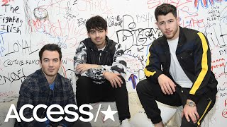 The Jonas Brothers 'Sucker' Director Shares Behind The Scenes Secrets! | Access