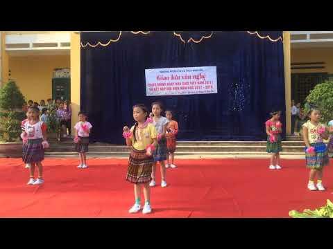 Nhảy hiện đại 4 - Bản Liền 2017