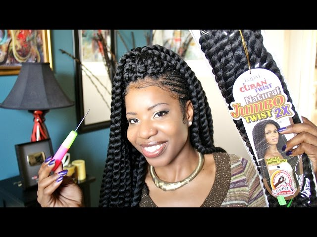 Crochet Hair Mohawk : Crochet Braids Mohawk With Pre Twisted Free MP3 Download
