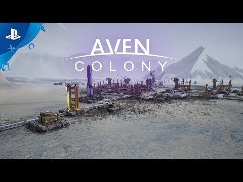 Aven Colony - PS4 Optimized Trailer | PS4 thumbnail