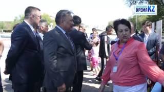 Аким области увидел лучший товар Казахстана