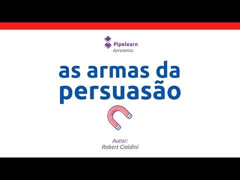 [Livro] As armas da persuasão | Robert Cialdini [resenha animada]