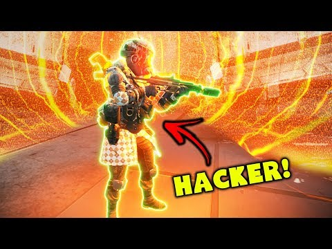 When HACKERS Make It OBVIOUS... - NEW Apex Legends Funny Epic Moments #33