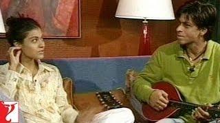 Shahrukh & Kajol in conversation - Dilwale Dulhania Le Jayenge