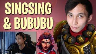 I CAN DO ANYTHING BUBU SAID - SingSing & BuBuBu Fortnite Battle Royale Moments