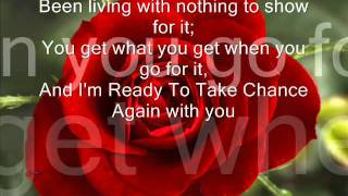 Ready To Take A Chance Again by Barry Manilow