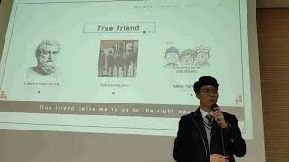 What Friends Are for | Hoyoung Cho | TEDxYouth@IASA