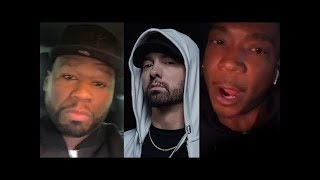 The Story Of Eminem, 50 Cent and Ja Rule Pt. 2 (MUNFU PODCAST)